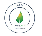 Logo association labellisée COP 21